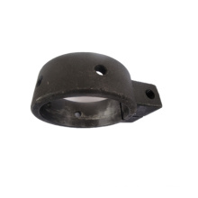 CNC machining lost wax precision cast iron part