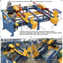Machine de fabrication de scie à fini double finition 2016hicas New Product