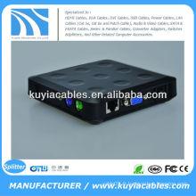 Vga to av converter VGA PC à composant Ypbpr TV AV Converter Splitter Box