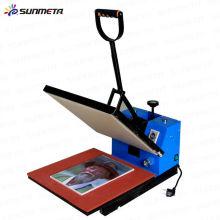 38 * 38 Термопресс Сублимационная печатная компания с плоским экраном