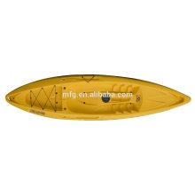 Neues Design Sonnenaufgang Angler billig Kajaks Fischen Pedal Kajak / Kanu
