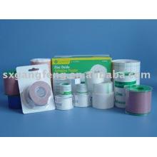 Bandages adhésifs à l'oxyde de zinc