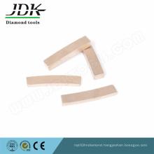 Jdk-D049 Diamond Segment Cutting Limestone Marble
