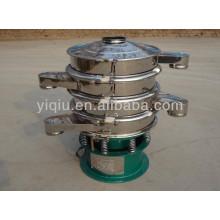 Dispositif de filtrage chimique / tamis à vibrations série ZS