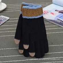 Großhandel billig neuesten Strickhandschuh, Touchscreen Handschuhe, Grant Boxhandschuhe für den Winter