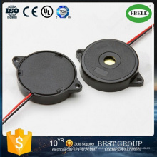 Promotion 34mm Good Quality Piezo Buzzer with Two Wires
