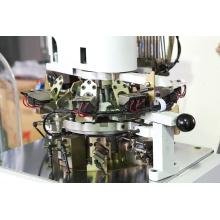 teer antomatic de la máquina y calcetín liso que hace la máquina