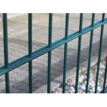 GM Anping Fabrik niedrigen Preis pulverbeschichtet Metall Twin Wire Mesh Fechten