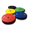 Gym Weight Plate Fitness Competition Rubber Bumper Plates set