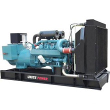 Prime Power 220kVA Standby Doosan Open/Soundproof Genset