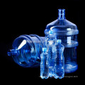 blow molding plastic bottles