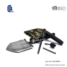 Multifunction Military Folding Shovel
