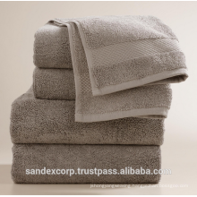 Large bath sheet towels