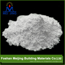 material de mosaico de vidrio materia prima mezcla de pigmento blanco flujo