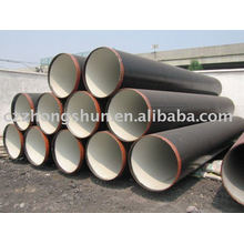 3PE steel pipe/tube in stock free supply
