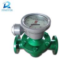 oval gear flowmeter diesel fuel flow meter