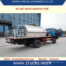 Dongfeng 142 Rhd 4x4 caminhão de asfalto