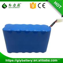 GLE Li-ion 18650 3s4p 11.1 v 8800 mah Par Light batería de repuesto solar