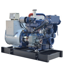 BV CCS Certificate 300kw 400HP Marine Diesel Generator Powered By Chinese  Brand Weichai Engine WP13CD385E200 For Ship