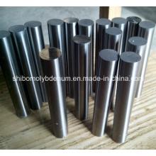 Tiges / barres polies de tungstène pour le four à hautes températures