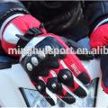 Européen Best-seller des gants de cuir moto bon marché