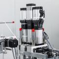 Automatische mechanische Einwegmaske für Flachmasken