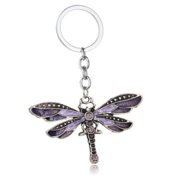 fornecer forma de borboleta em liga de zinco de metal bonito barato