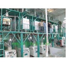 Máquinas de farinha de trigo 100tpd