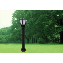 La luz vendedora caliente del jardín del CE del alto brillo llevó la luz del césped 3 años de garantía