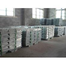 Lingre de zinc / Haute pureté 99,5% -99,995% Lingot de zinc