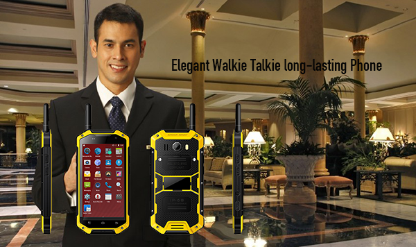 Elegant Walkie Talkie long-lasting Phone