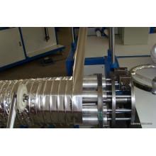 Máquina formadora de duto flexível