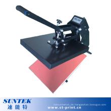 China Qualitäts-T-Shirt Hitze-Presse-Maschine für Verkauf