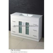 2013 Hangzhou Hot Selling bathroom vanity double sink