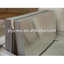 6063 T4 T5 T6 T651 plaque en alliage d'aluminium