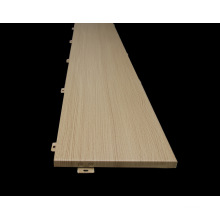 Wood Grain Aluminum Ceiling Panels for Internal Decoration