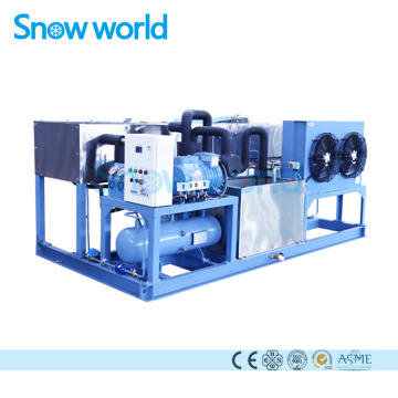 Monde de neige Commercial Block Machine à glace 1T