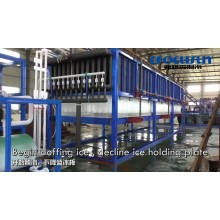New technology 20 ton Aluminum direct refrigeration block ice machine with high quality