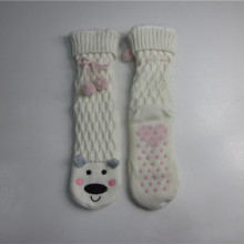 New Style Öl Bow Tie Floor Socks