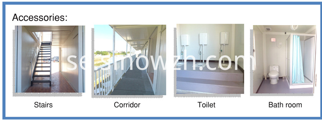 container house accessories