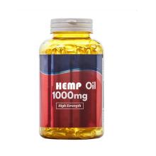 Cápsulas de cápsulas de cápsulas de óleo de CBD de cânhamo por atacado