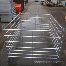 OEM Factory Galvanized Cattle Yard Gate Fence for Sale