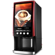Distributeur automatique de café entièrement automatique Sc-7903elwp Rouge