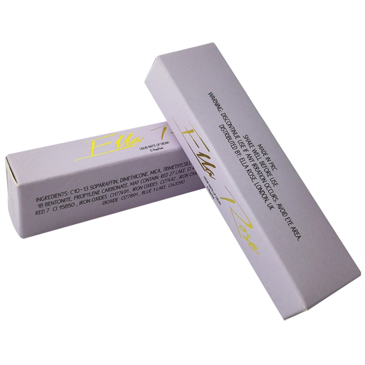 Cosmetic Make Up Lipstick Packaging Box