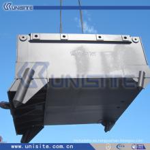 Caja de ancla de acero con bloques de lastre (USC-10-011)