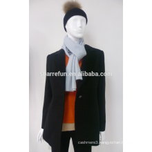 Fashion ladies' knitted cashmere winter coat for sale