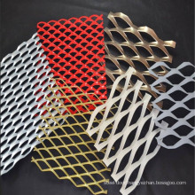 Aluminum Mesh Panel Metal Solid Perforated Aluminium Panels decorative for claddingfacade curtain wall