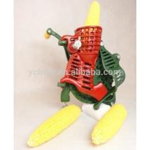 Easy operation aluminum hand corn sheller/ Household use maize thresher