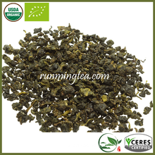 Organic - certified Taiwan Dongding Oolong Tea ( medium - roasted ) CERES Organic - Certified Teas