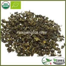 Organic - certified Taiwan Dongding Oolong Tea ( medium - roasted ) CERES Organic - Certified Teas